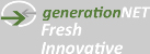 generationNET Ltd - fresh innovative software