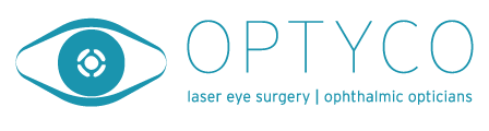optyco laser eye clinic uses Blink Optician Management Software